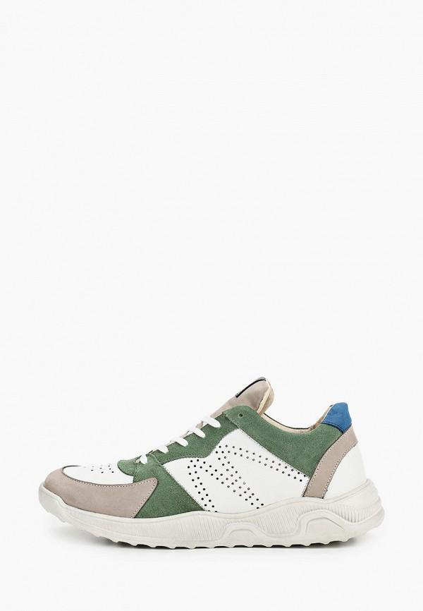 мужские низкие кроссовки matt nawill, зеленые