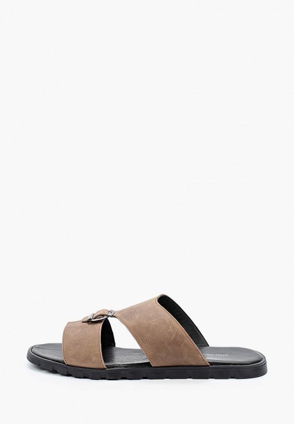 мужские сандалии matt nawill, коричневые