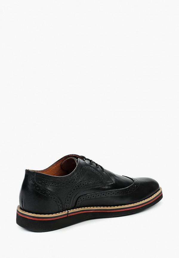Фото 2 - мужские туфли Matt Nawill черного цвета