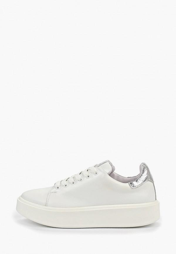 женские кроссовки matt nawill, белые