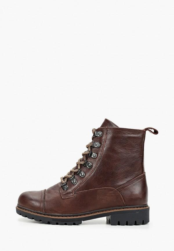 женские ботинки matt nawill, коричневые