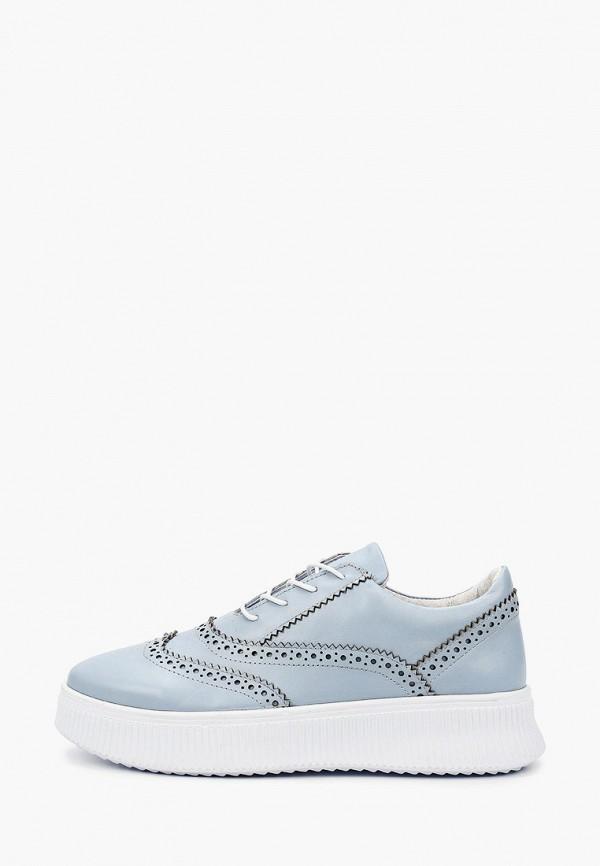 женские ботинки matt nawill, голубые