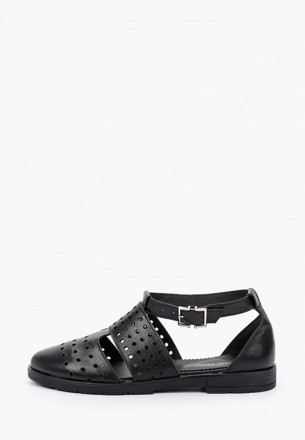 женские туфли matt nawill, черные
