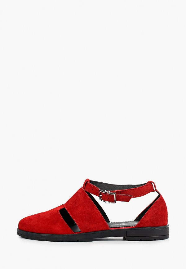 женские сандалии matt nawill, бордовые