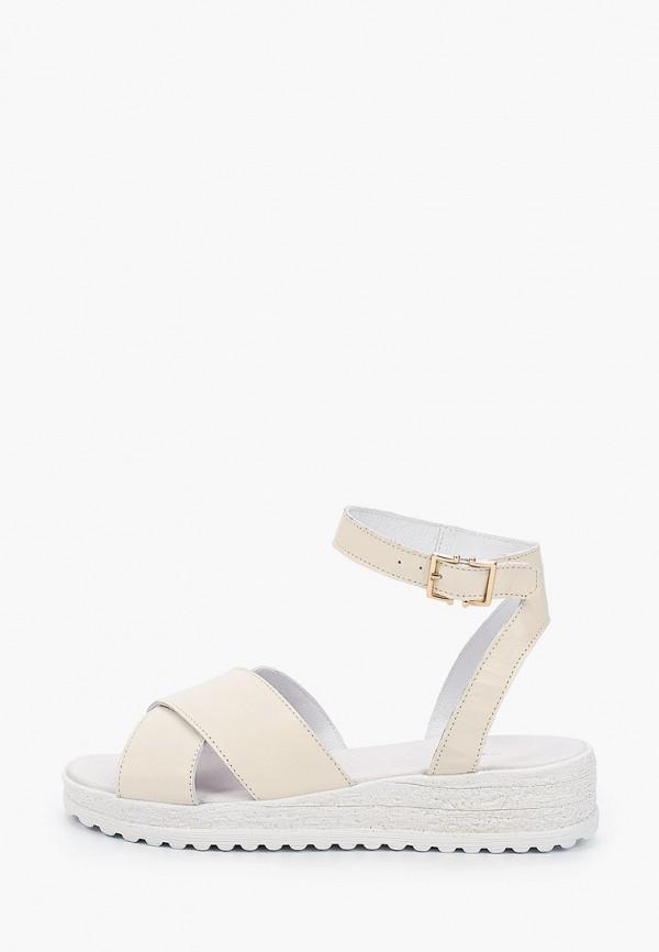 женские сандалии matt nawill, белые