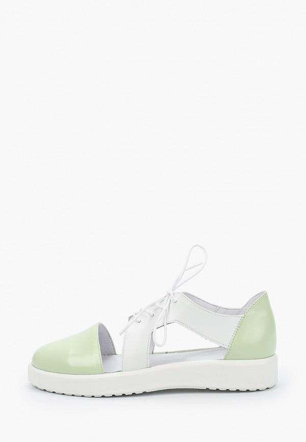женские ботинки matt nawill, зеленые