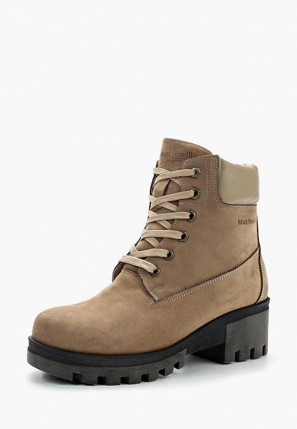 Ботинки Matt Nawill Matt Nawill MA085AWWDP47 цена 2017