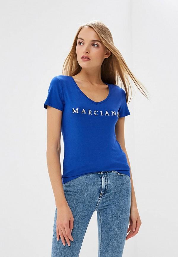 лучшая цена Футболка Marciano Los Angeles Marciano Los Angeles MA087EWARDH1