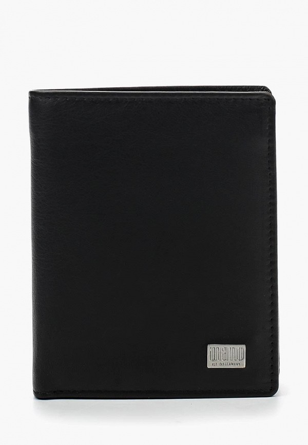 мужской кошелёк mano, черный