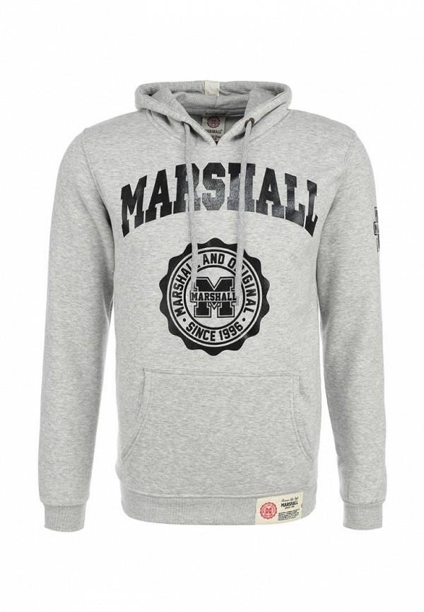 Худи Marshall Original Marshall Original MA091EMGKV26 колонки marshall kilburn beige