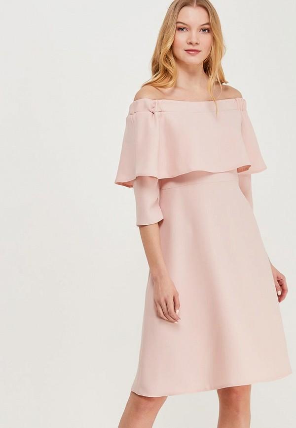 Купить Платье Massimiliano Bini, MA093EWAMNK1, розовый, Весна-лето 2018