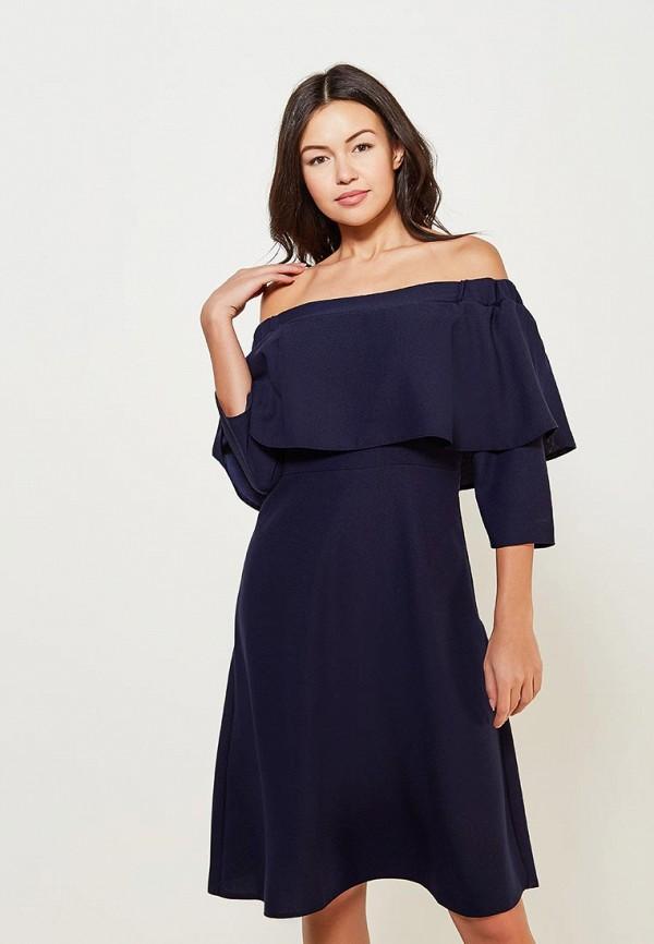 Купить Платье Massimiliano Bini, ma093ewamnk3, синий, Весна-лето 2018