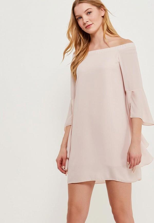Купить Платье Massimiliano Bini, ma093ewamnp8, розовый, Весна-лето 2018