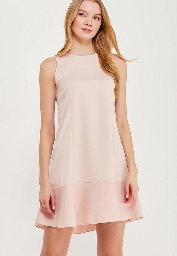 Купить Платье Massimiliano Bini, ma093ewanpw2, розовый, Весна-лето 2018