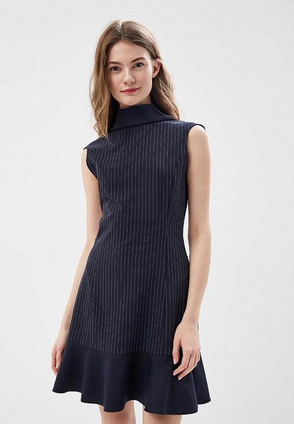 Купить Платье Massimiliano Bini, ma093ewanpy8, синий, Весна-лето 2018