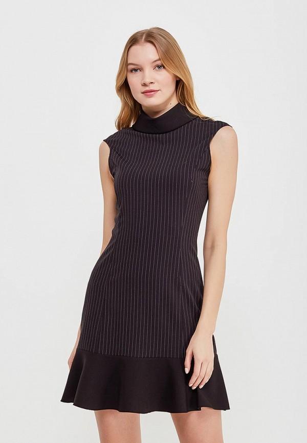 Купить Платье Massimiliano Bini, ma093ewanpy9, черный, Весна-лето 2018