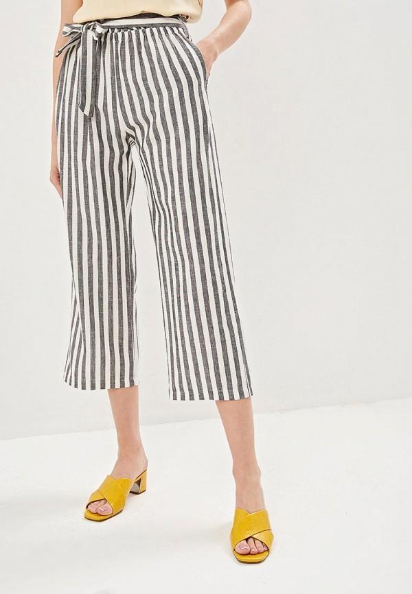 женские повседневные брюки massimiliano bini, серые