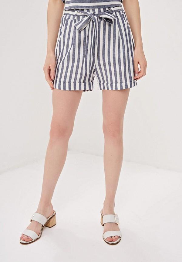 женские повседневные шорты massimiliano bini, синие