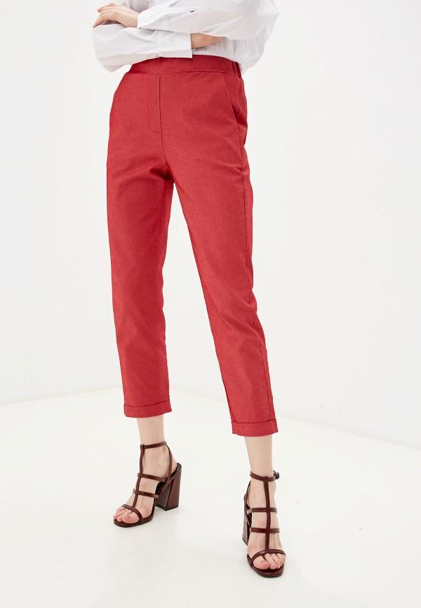 женские джинсы massimiliano bini, красные