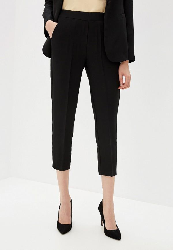 женские повседневные брюки massimiliano bini, черные