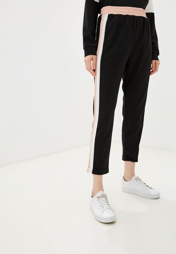 женские спортивные спортивные брюки massimiliano bini, черные