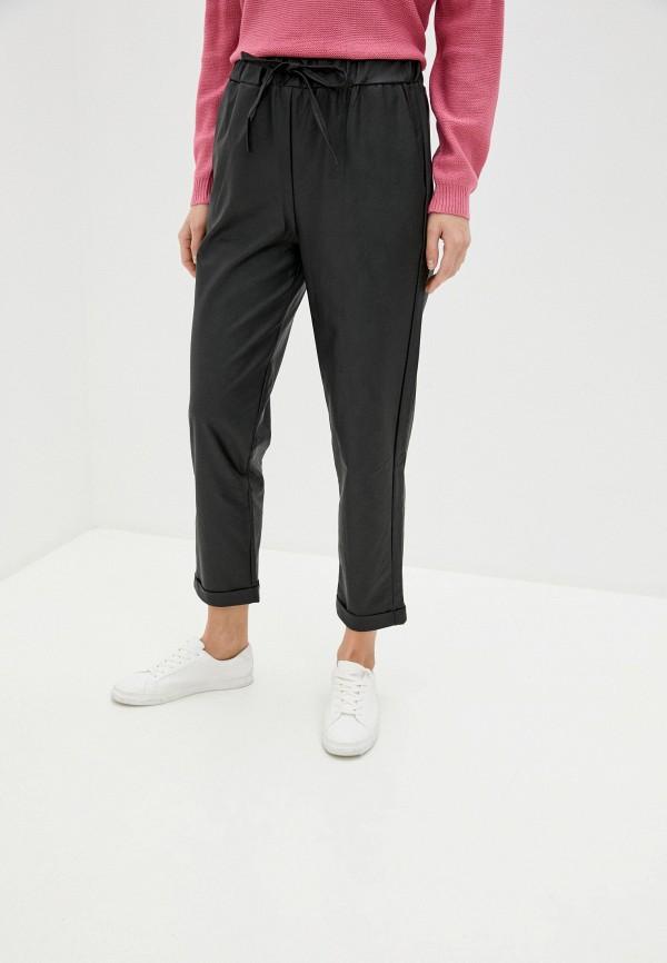 женские брюки massimiliano bini, черные