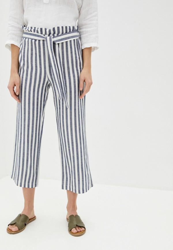 женские брюки massimiliano bini, синие
