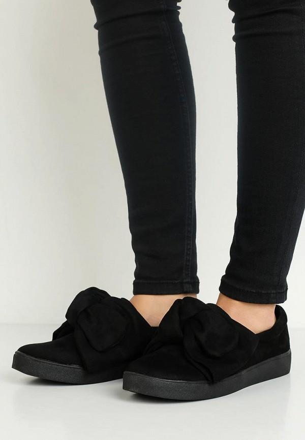 Фото 5 - Слипоны Max Shoes черного цвета