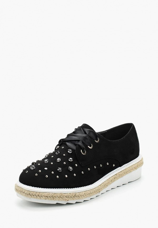 Купить Ботинки Malien, MA098AWAWCM1, черный, Весна-лето 2018