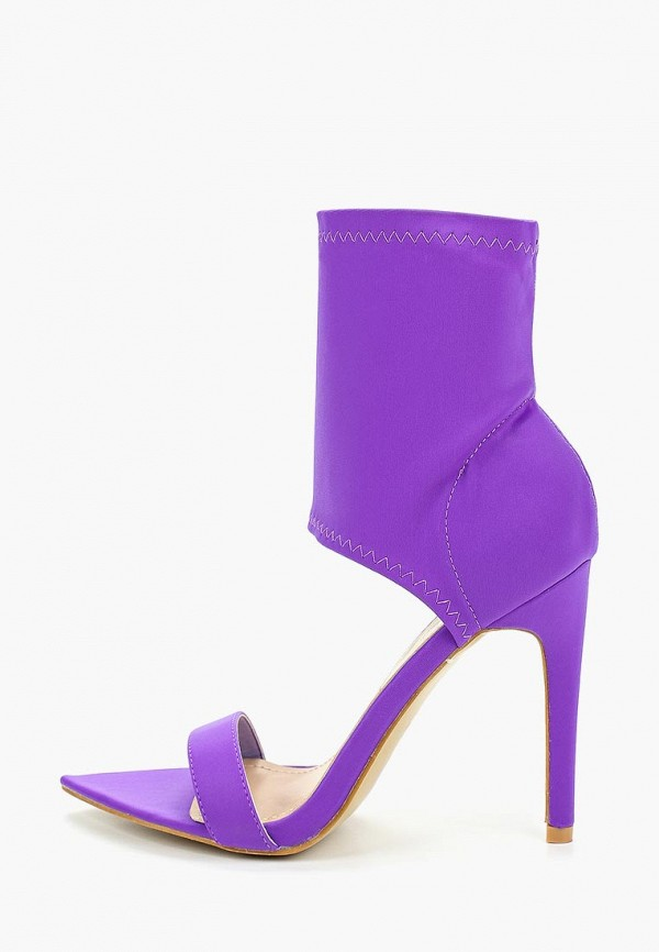 женские босоножки malien, фиолетовые