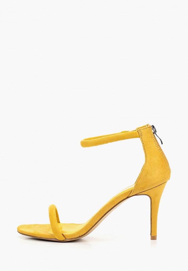 женские босоножки malien, желтые