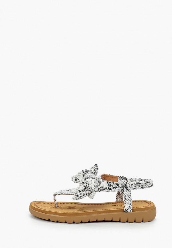женские сандалии malien, серые