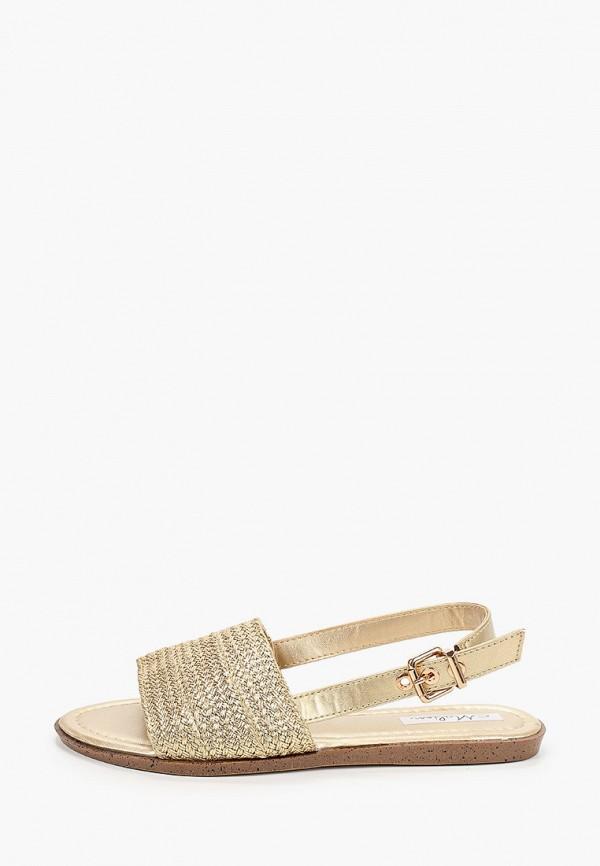 женские сандалии malien, золотые