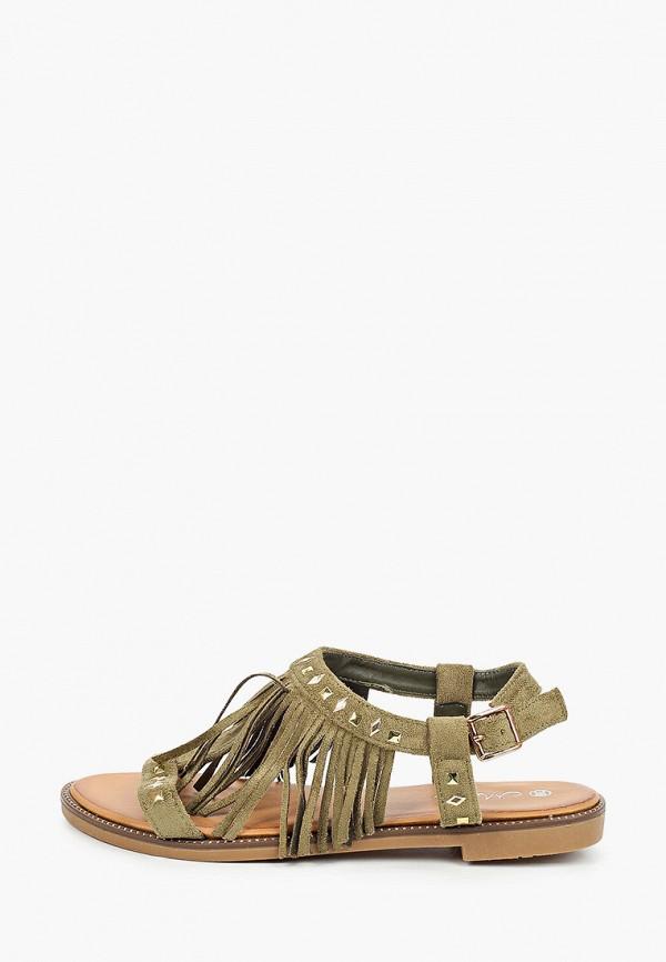 женские сандалии malien, хаки