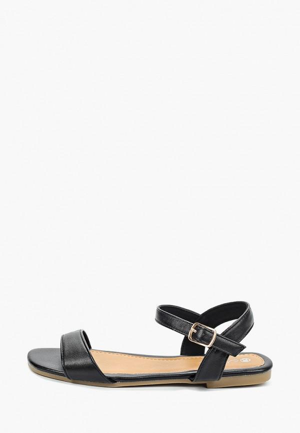 женские сандалии malien, черные