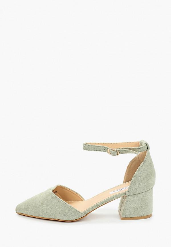 женские туфли malien, серые