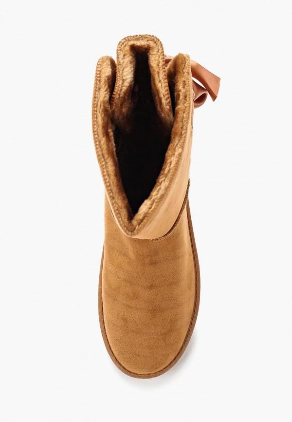 Фото 9 - Полусапоги Malien коричневого цвета