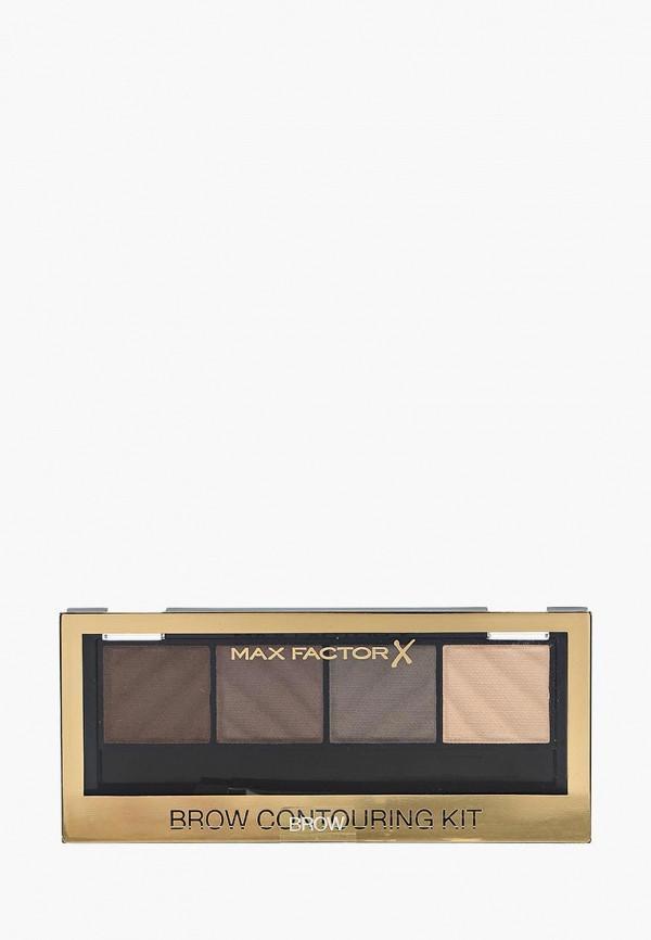Набор для макияжа бровей Max Factor Max Factor MA100LWAAUA4 gangxun blackview a8 max корпус высокого качества кожа pu флип чехол kickstand anti shock кошелек для blackview a8 max
