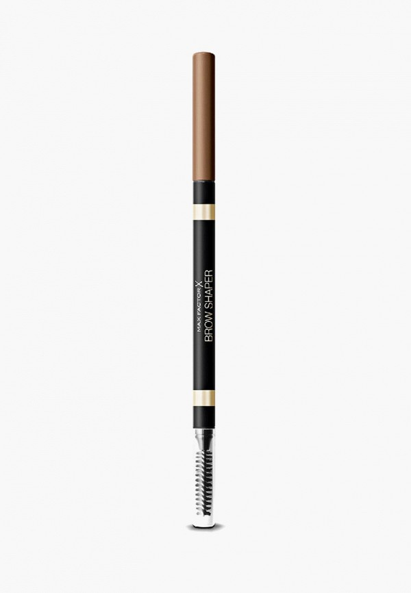 карандаш для бровей max factor, коричневый