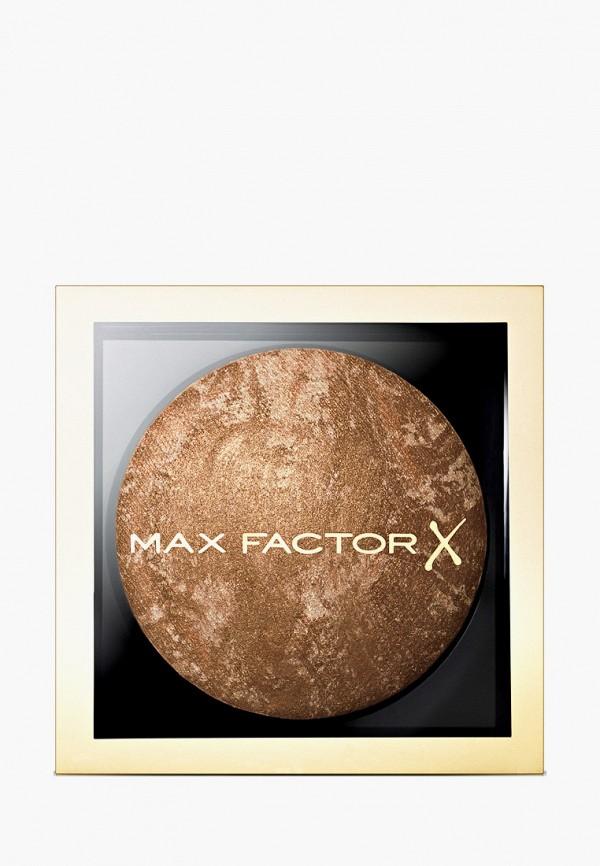 бронзатор max factor, коричневый