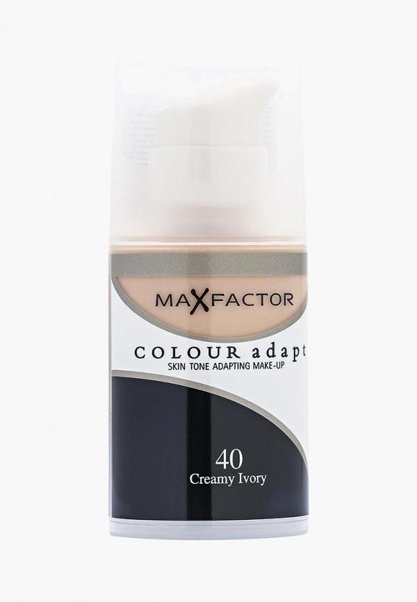 тональное средство max factor, бежевое