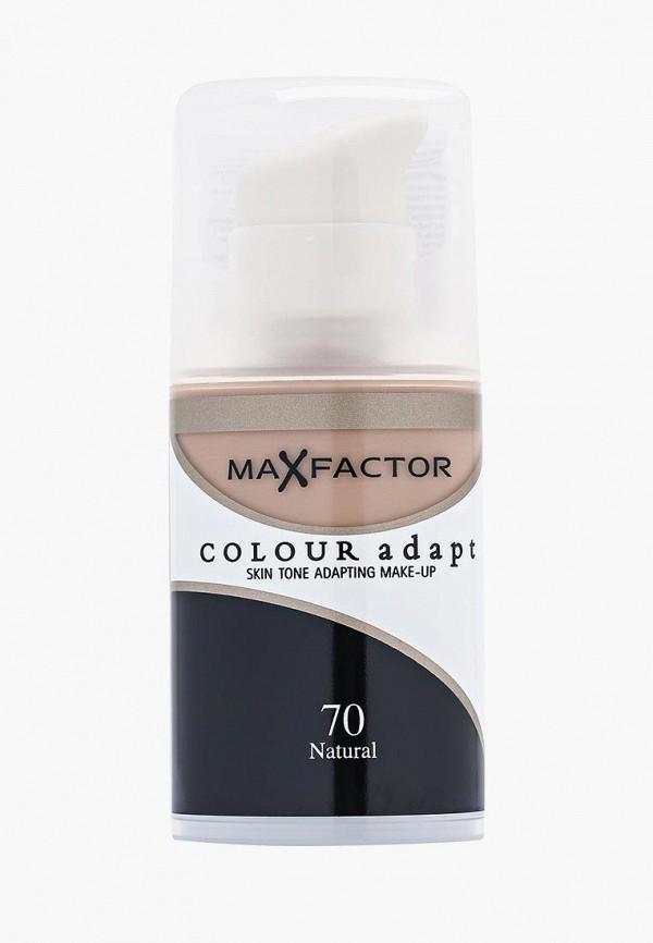 Купить Тональное средство Max Factor, Colour Adapt 70 тон, ma100lwffp45, бежевый, Осень-зима 2018/2019