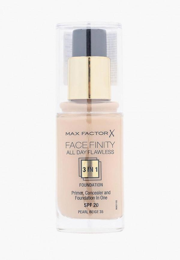 Тональное средство Max Factor Max Factor MA100LWFFQ36 all new x factor volume 1