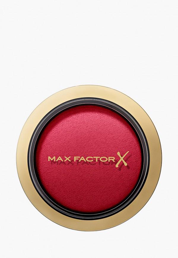 женская румяна max factor, розовая