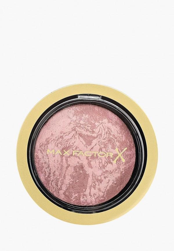 румяна max factor, розовая