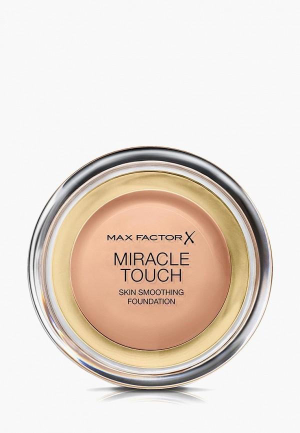 Купить Тональное средство Max Factor, Miracle Touch Тон 70 natural, MA100LWLRT20, бежевый, Осень-зима 2018/2019