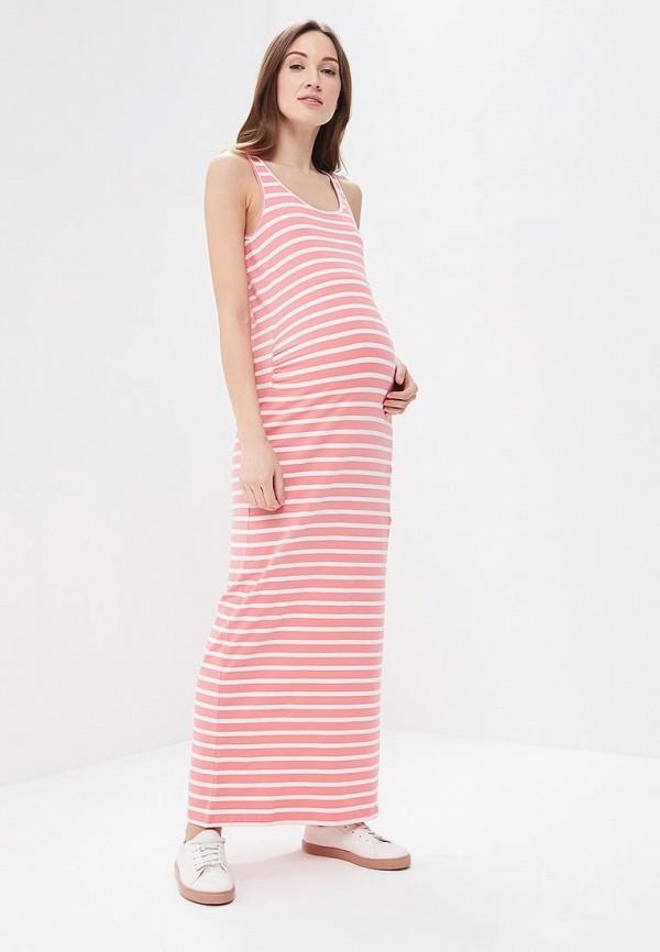 Купить Платье Mamalicious, ma101ewandj5, розовый, Весна-лето 2018