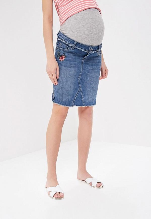 Юбка джинсовая Mamalicious