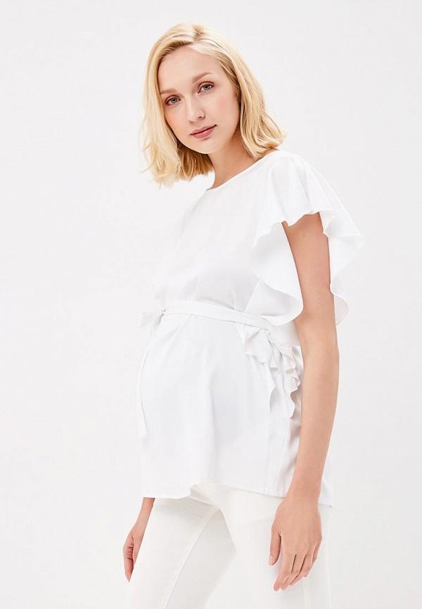 Купить Блуза Mamalicious, ma101ewandm7, белый, Весна-лето 2018