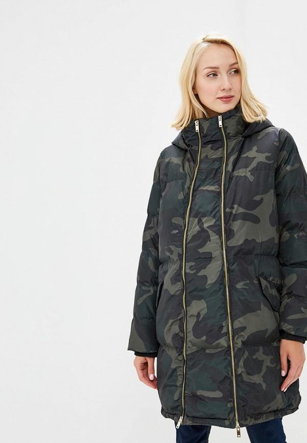 женская куртка для беременных mamalicious, хаки